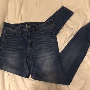 AEO high rise jeggings